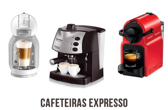 Cafeteiras Expresso c/até 40% de desconto Americanas