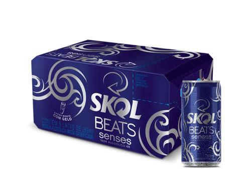 Ofertas de Skol Beats Senses no Empório da Cerveja