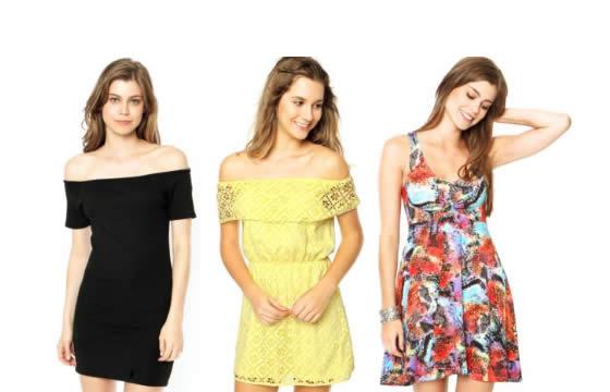 Promoção: 3 vestidos por R$ 139 na Dafiti