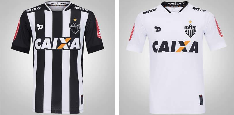 Camisa Atletico-MG Dry World com 16% de desconto na Centauro