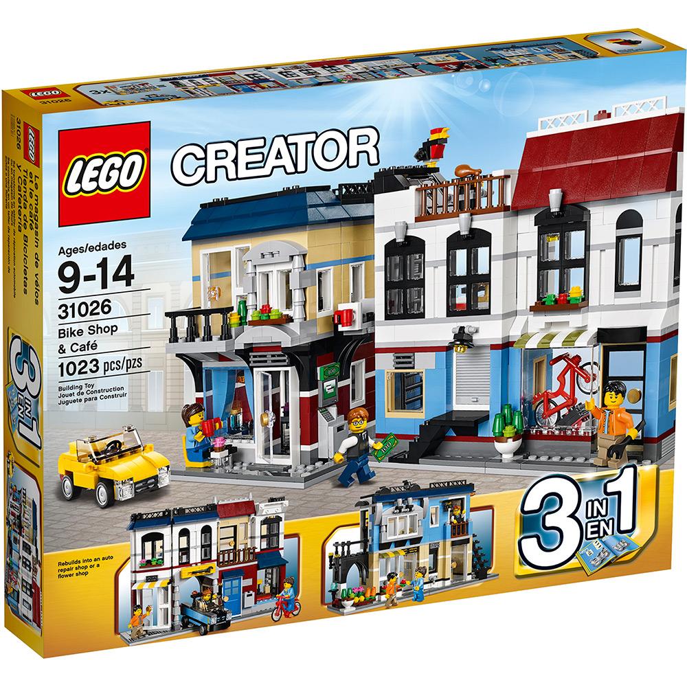 Brinquedos Lego c/até 20% de desconto no Submarino