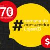 Dia do Consumidor Lojas KD - Até 70% off + cupom de 5%