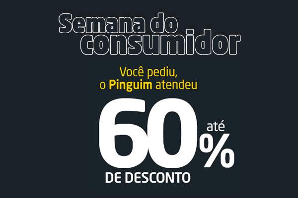 Semana do Consumidor: Até 60% de desconto no Pontofrio