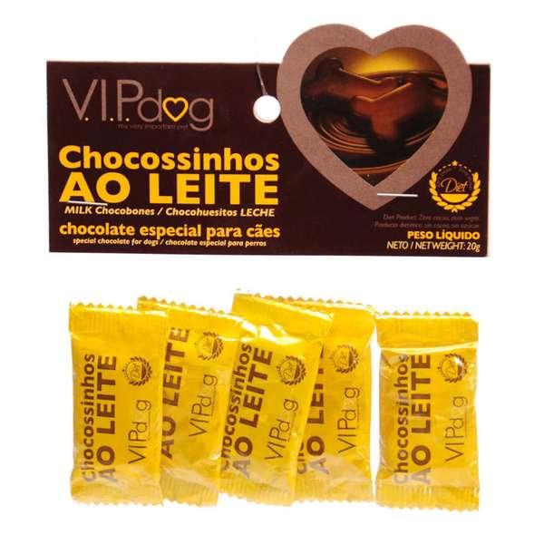 15% de desconto em chocolates para cachorro na Pet Love