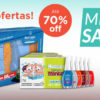 Mega Saldão Netfarma - Até 70% de desconto