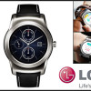 Smartwatch LG Watch Urbane LGW150 com 15% off no boleto na Cissa Magazine