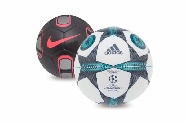 Bolas de futebol c/até 40% de desconto na Dafiti Sports