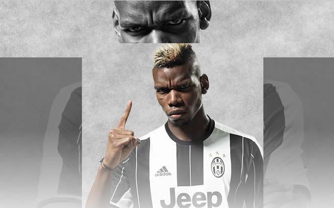Camisas da Juventus temporada 2016/2017 na Loja Adidas