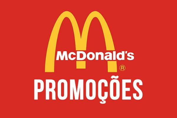 Todos os cupons e promoções McDonald's