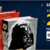 Dia da Toalha: Cupom de 25% em Livros da Darkside