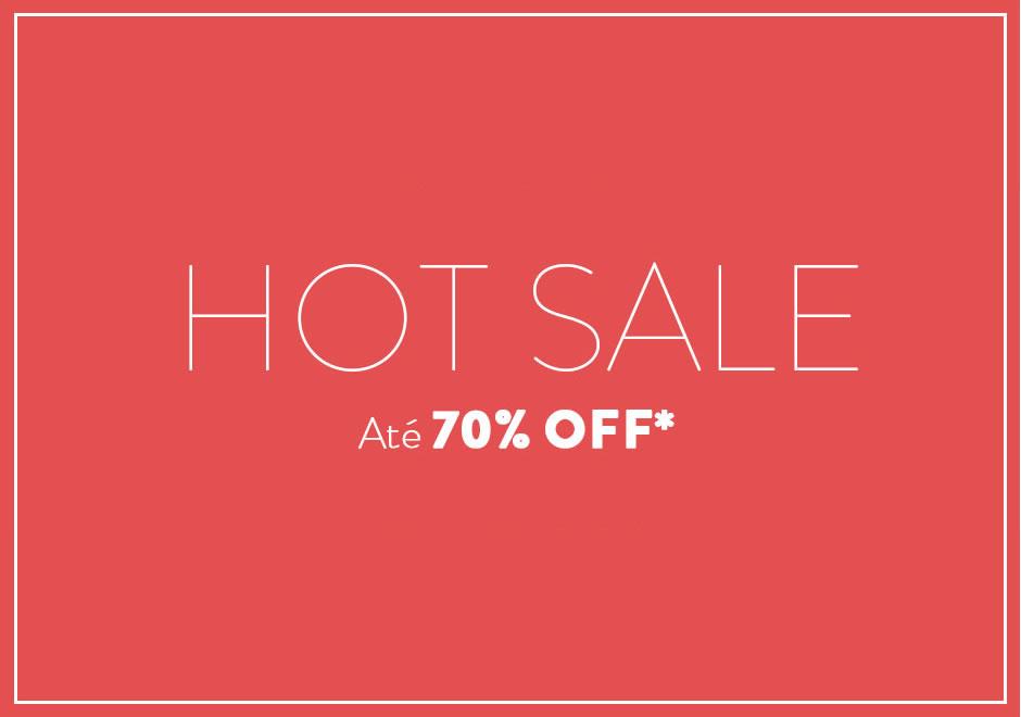 Hot Sale Dafiti: Ofertas com até 70% de desconto