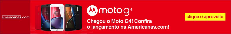 Moto G 4 com desconto na AMERICANAS