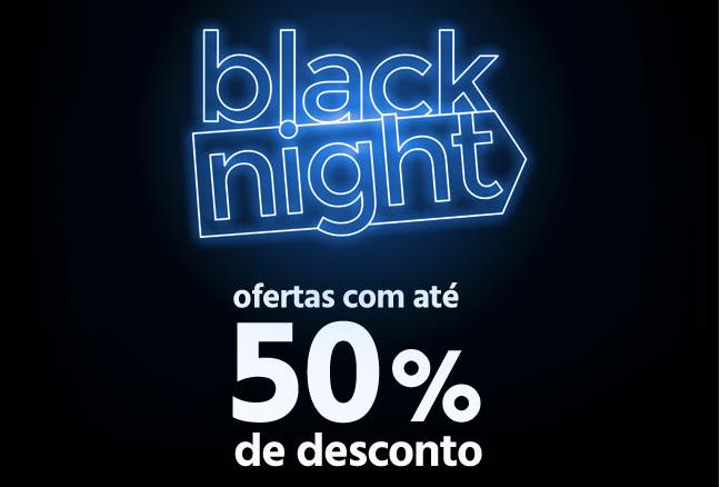 Black Night c/até 50% de desconto no Submarino Viagens