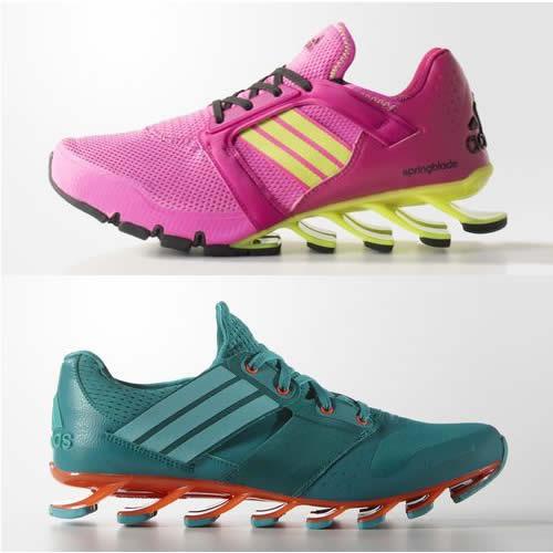 Adidas Springblade c/até 30% de desconto na Loja Adidas