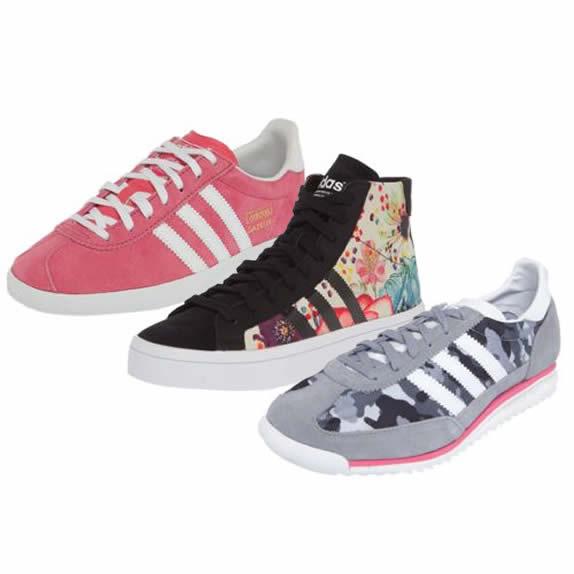 Calçados Adidas Feminino c/até 26% de desconto na Dafiti