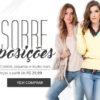 Casaquinhos, Jaquetas e Sobretudo: Peças a partir de R$24,99 na Posthaus
