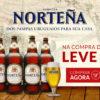 Cerveja Norteña 960ML: Leve 4 Garrafas e Pague 3 no Empório da Cerveja