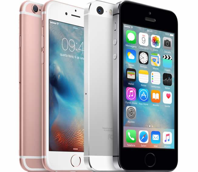 Toda a linha de iPhone em até 20x sem juros no Cartão Submarino