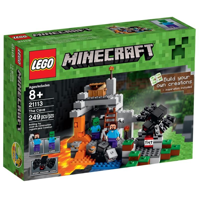 Lego Minecraft: Cupom de 5% de desconto na Ri Happy