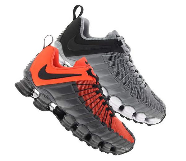 Nike Total Shox na Centauro