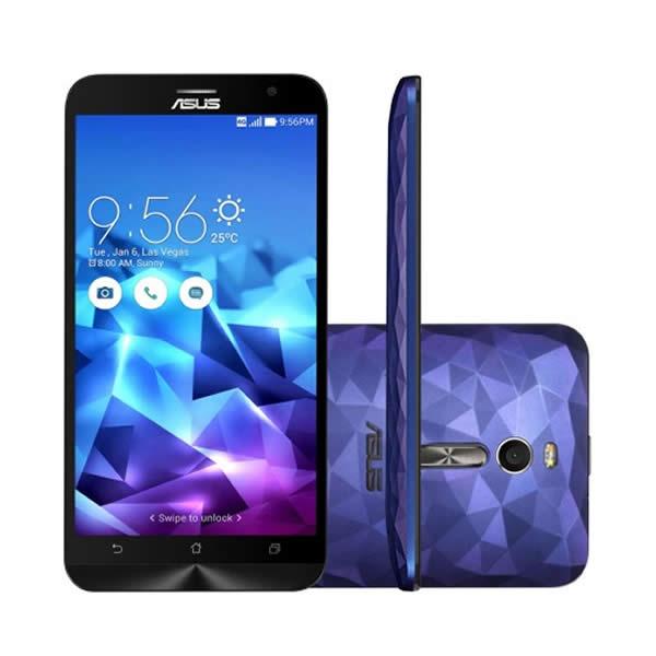 Cissa Magazine: Smartphone Asus Zenfone 2 Deluxe com 15% de desconto no boleto