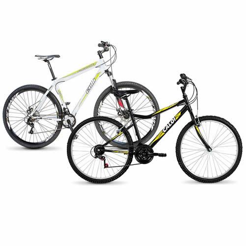 Bicicletas c/até 40% de desconto