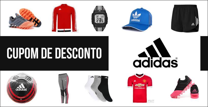 10dfa229fb0 Cupom de desconto Adidas fevereiro 2019