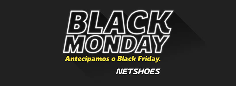 Black Monday Netshoes
