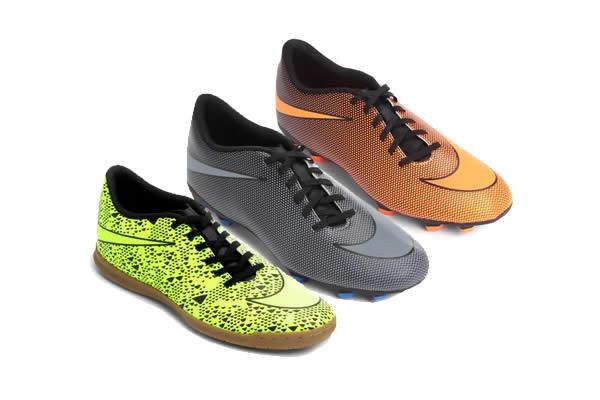 Chuteira Nike Bravata c/até 31% de desconto na Netshoes
