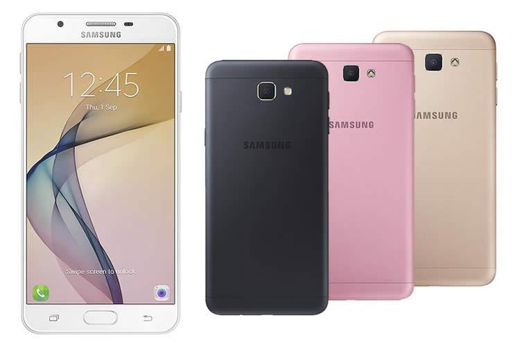 Smartphone Samsung Galaxy J5 Prime com desconto no boleto na Americanas