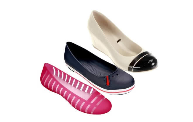 Sapatilhas femininas Crocs c/até 14% de desconto na Netshoes