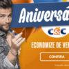 Aniversário C&C com ofertas imperdíveis