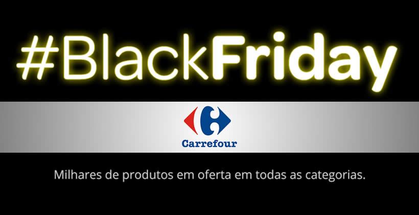 Black Friday Carrefour - Promoções e Cupons
