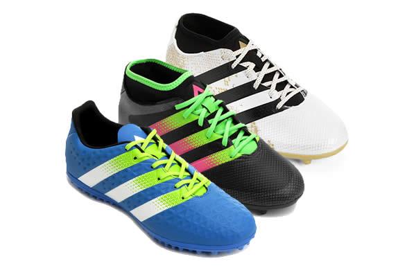 792ae27d15f45 Chuteira Adidas Ace 16.3 c até 29% de desconto na Netshoes ...