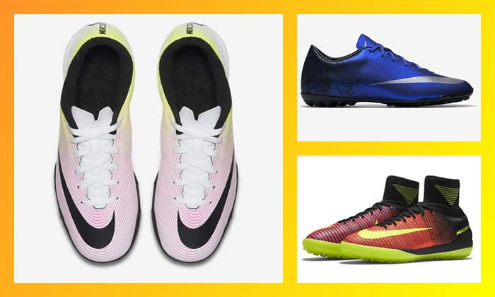 Chuteiras Nike Mercurial Society com desconto na Loja Nike