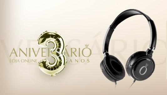 Ganhe Fone de Ouvido nas compras acima de R$799 na Pandora