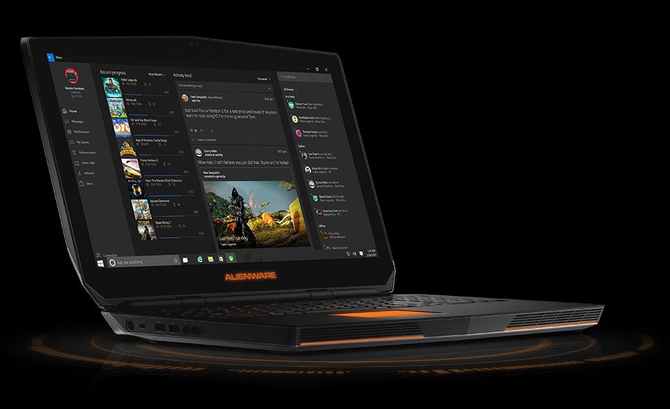 Ofertas de Notebooks Alienware na Dell