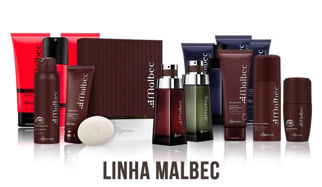 Perfumes e produtos Malbec em O Boticário