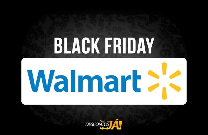 Black Friday Walmart com até 70% de desconto