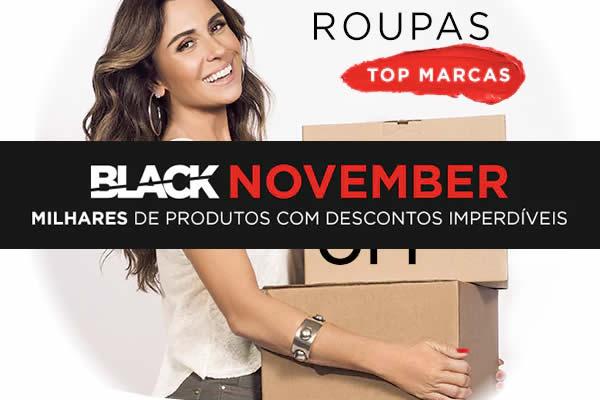 734cc601e Black November Zattini com milhares de promoções