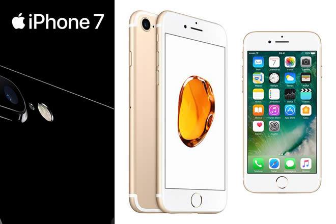 iPhone 7 com desconto na Americanas