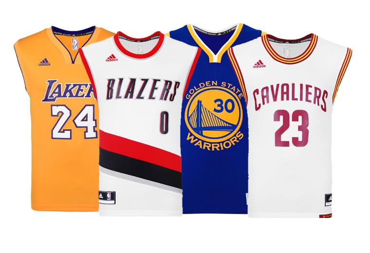 Camisas da NBA c/até 40% de desconto na FutFanatics
