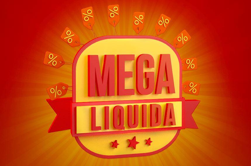 Mega Liquida c/até 70% de desconto no Balão da Informática
