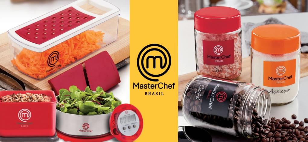 Linha de produtos MasterChef Brasil na Avon
