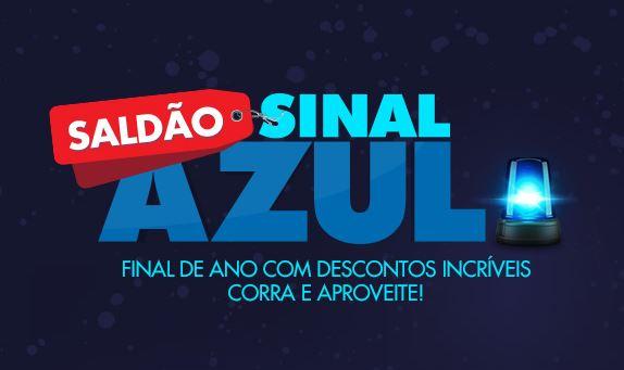 Saldão Sinal Azul Casas Bahia