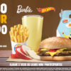Combo King Jr por R$9,90 no Burger King