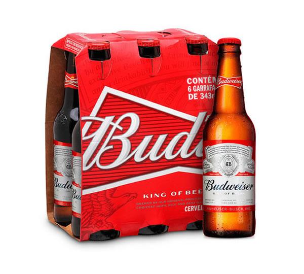 Ofertas de Cervejas Budweiser no Empório da Cerveja