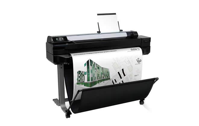 Impressoras Digitais para grandes formatos na HP Store