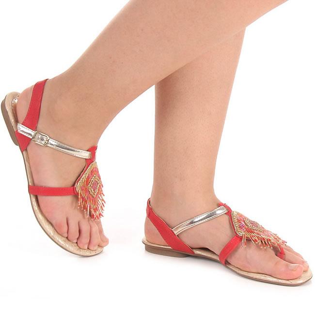 Sandálias por até R$49,99 na Passarela