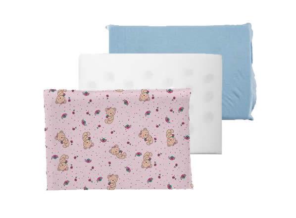Travesseiros para bebês a partir de R$5,99 na Era Uma Vez